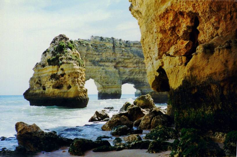 Carvoeiro coast - Algarve