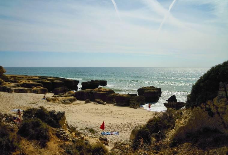 Eravisto beach - Albufeira