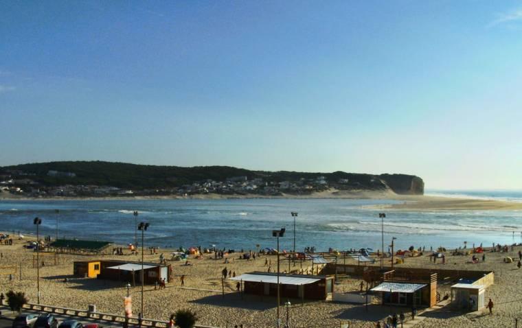 Foz do Arelho beach