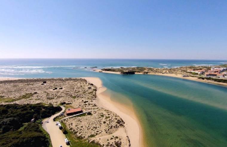Praia das Furnas - Vila Nova de Milfontes