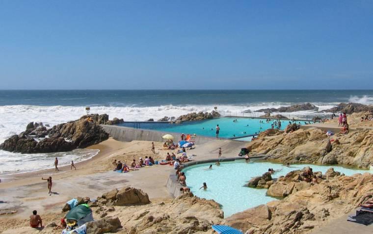 Le a da palmeira porto porto and the north beaches for Piscinas oporto