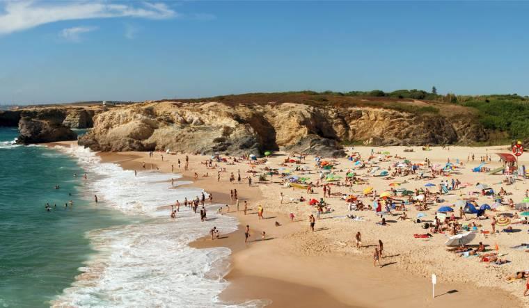 Porto Covo - Main beach