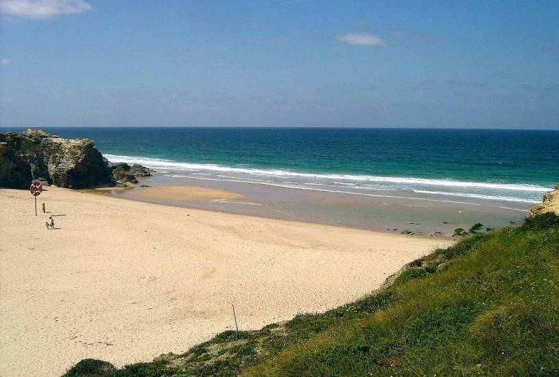 Porto Covo - Main beach