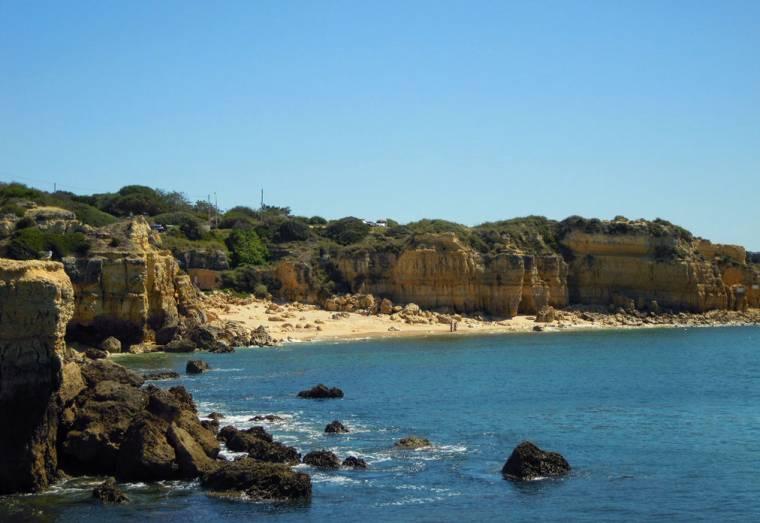 Praia do Castelo, Albufeira
