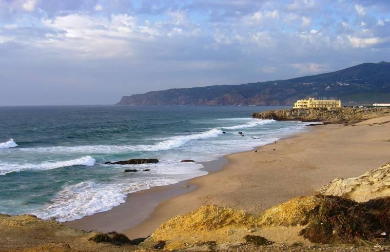 Praia da Crismina
