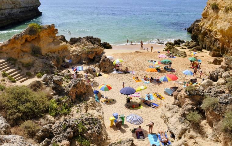 Praia da Albondeira - Algarve