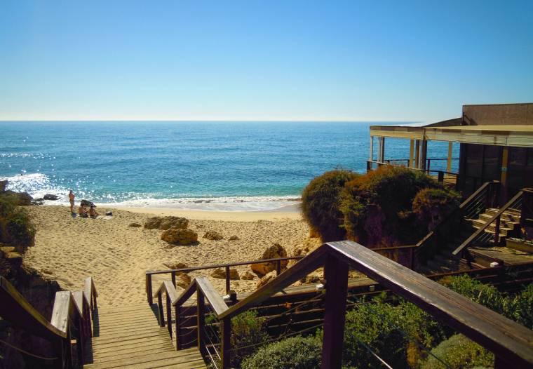 Praia da Coelha, Algarve