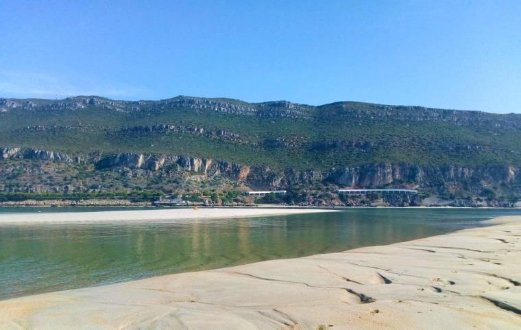 Praia da Figueirinha - Parque Natural da Arrábida