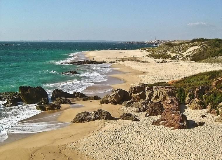 Praia da Ilha Pessegueiro