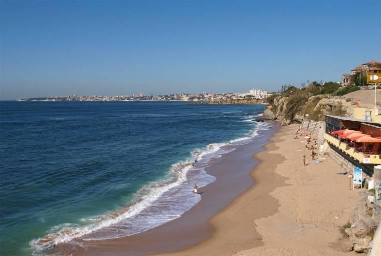 Praia das Avencas - Parede