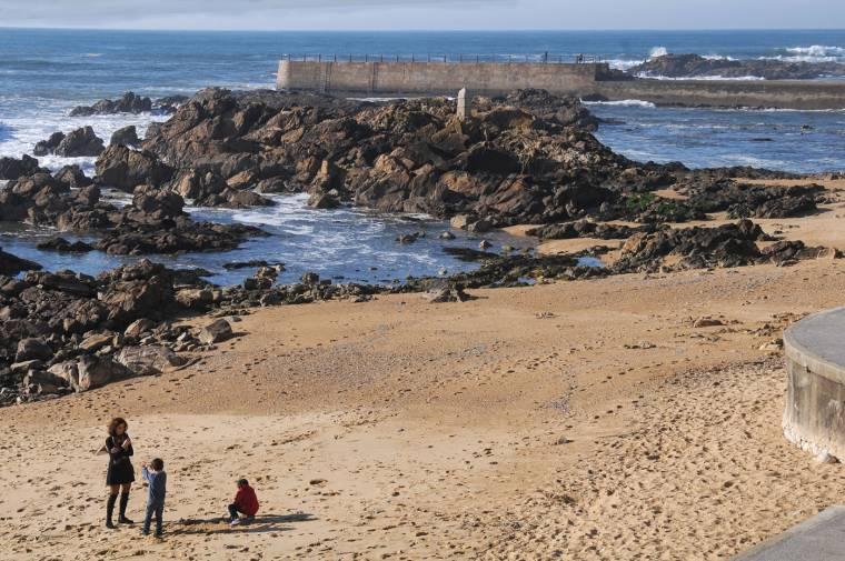 Praia do Molhe - Porto