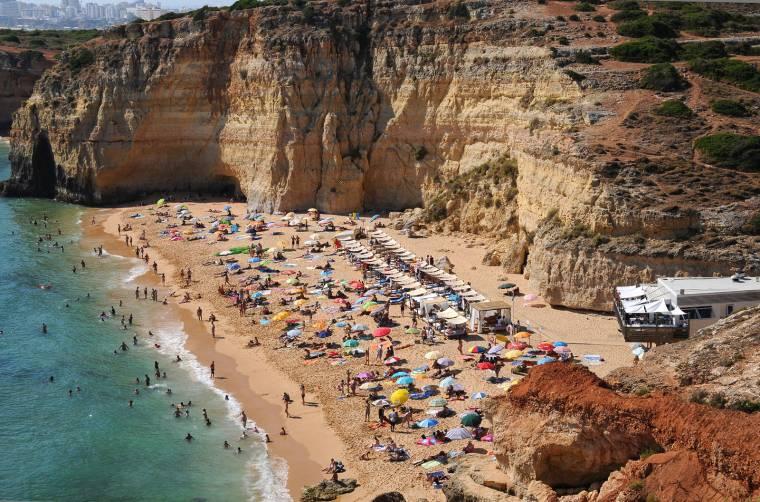 Caneiros beach - Ferragudo