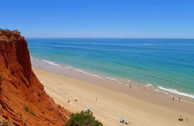 Praia da Falésia - Algarve