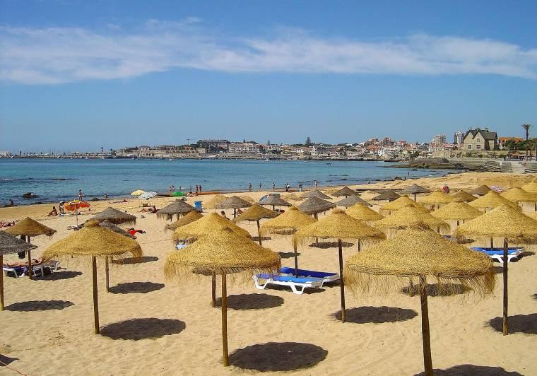 Praia das Moitas - Estoril