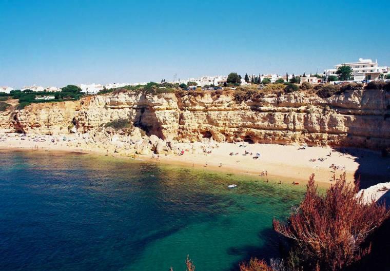 Praia Nova, Algarve