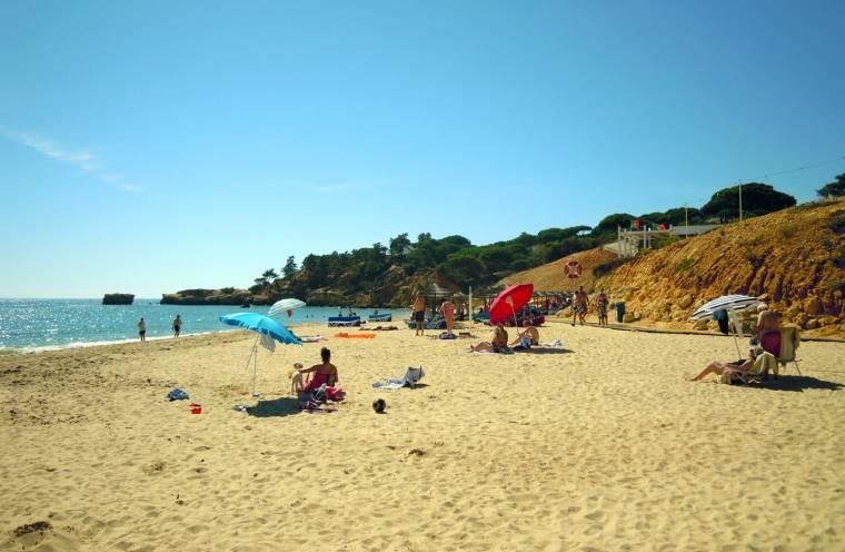 Praia de Santa Eulália, Albufeira