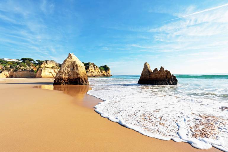 Praia Tres Irmaos