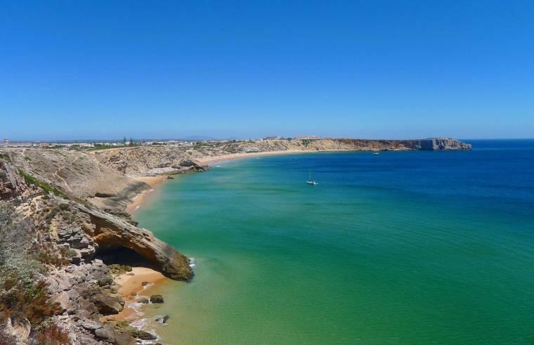 Prainha das Poças / Praia da Mareta - Sagres