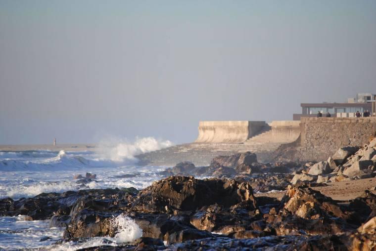 Storm - Praia de Granja