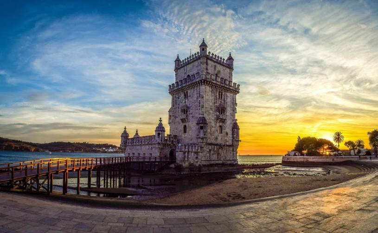 Torre de Belem - Sunset