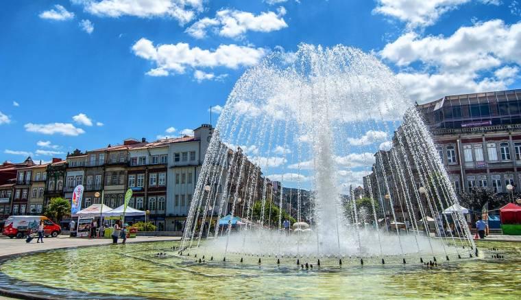 Praça da República - Braga