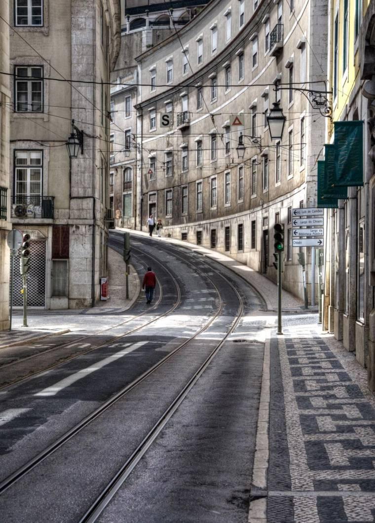 Lisbon Baixa / Downtown