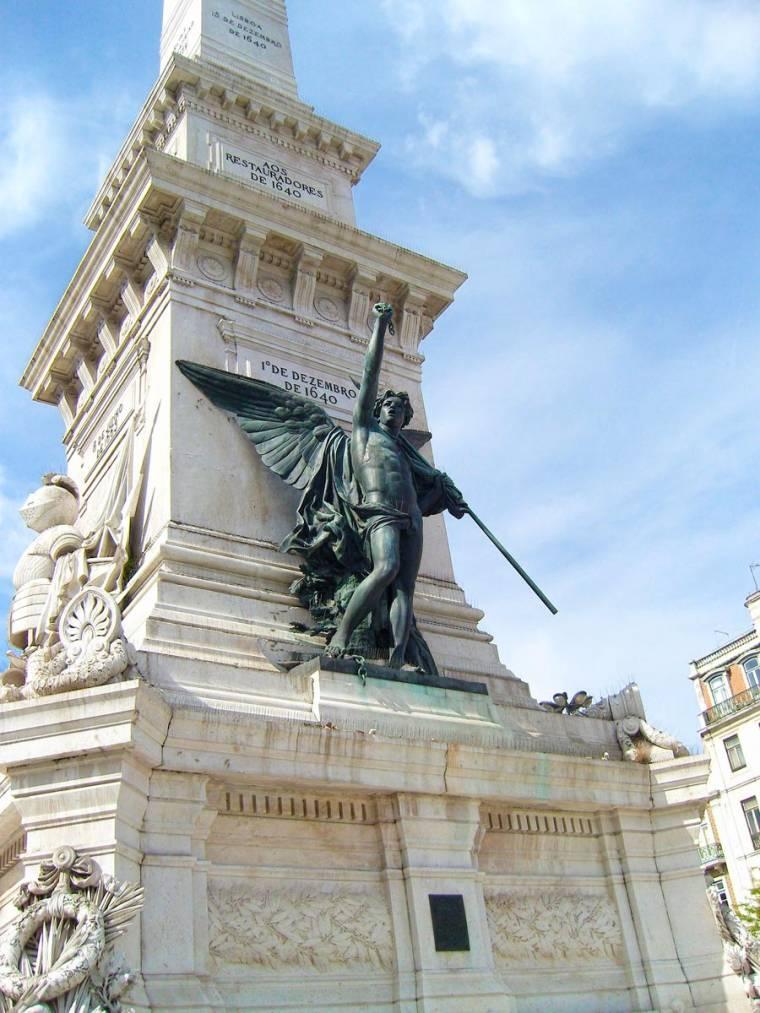 Monumento dos Restauradores - Obelisk - Lisbon