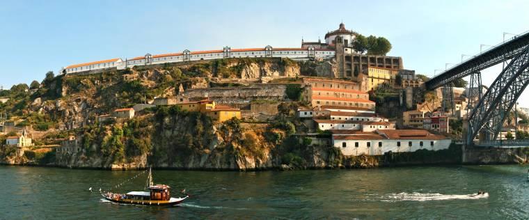 Mosteiro da Serra de Pilar - Vila Nova de Gaia