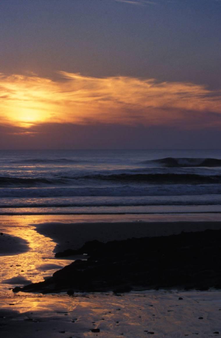 Cordorama Sunset