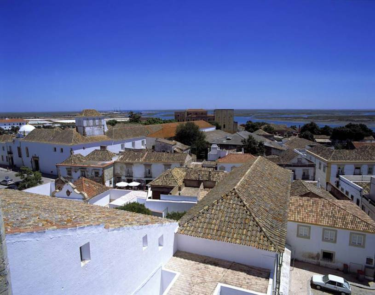 Faro Rooftops