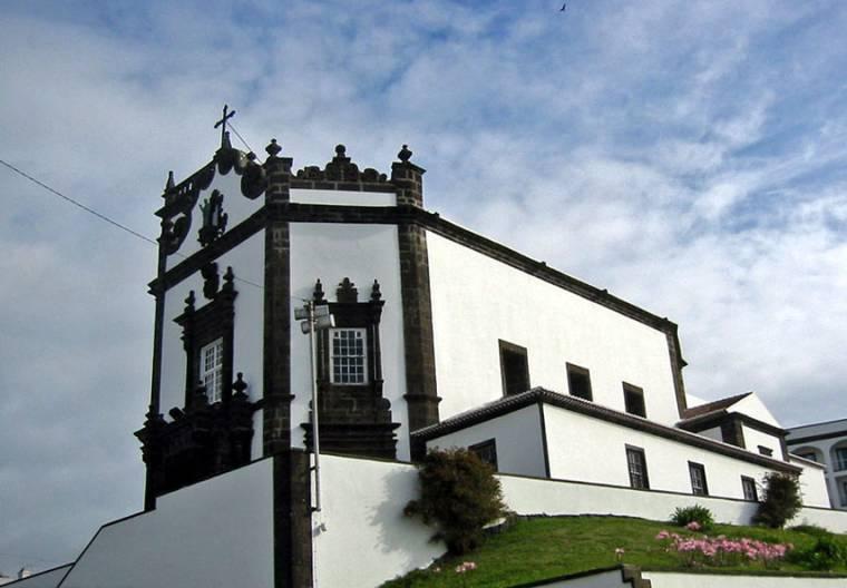 Sao Pedro Church - Ponta Delgada