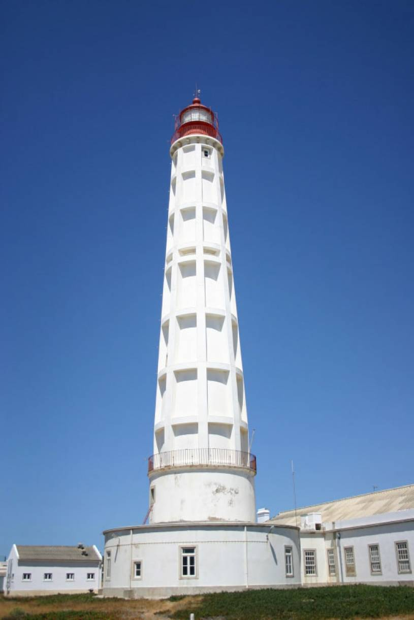 Cabo de Santa Maria Lighthouse - Faro