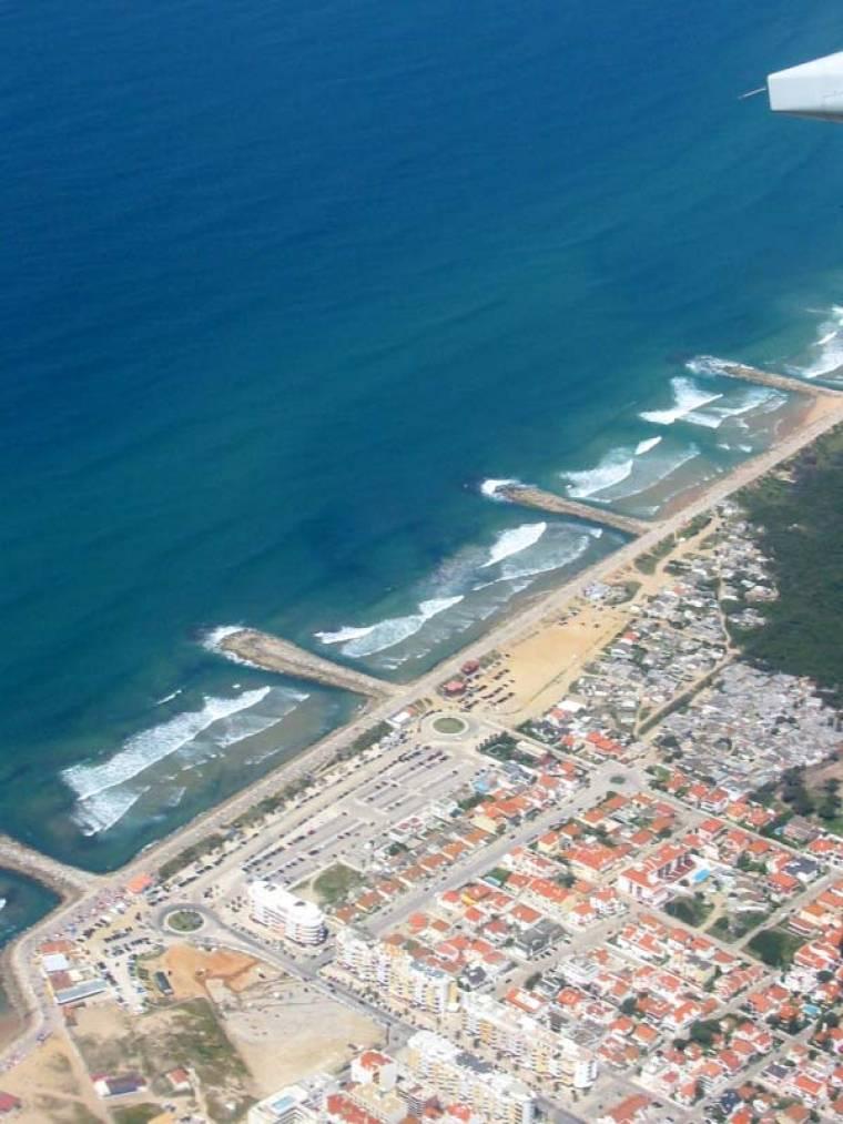 Costa Da Caparica Lisbon Coast