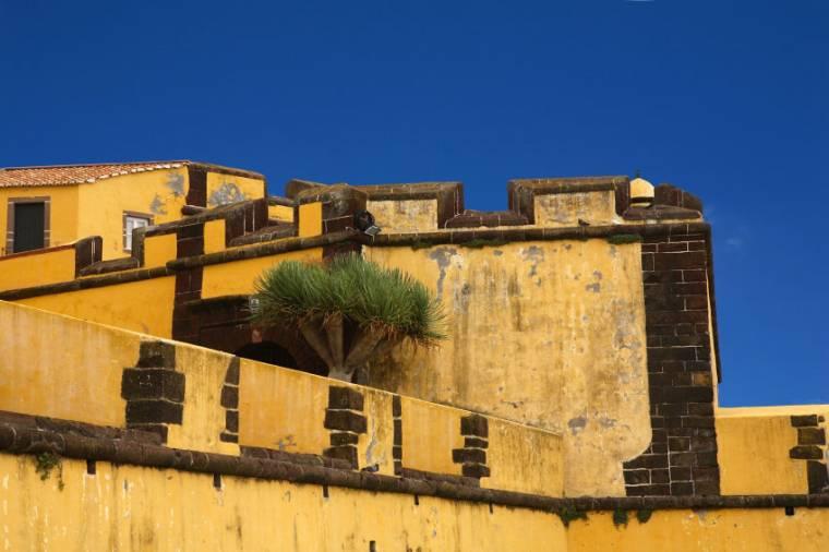 Sao Tiago Fortress