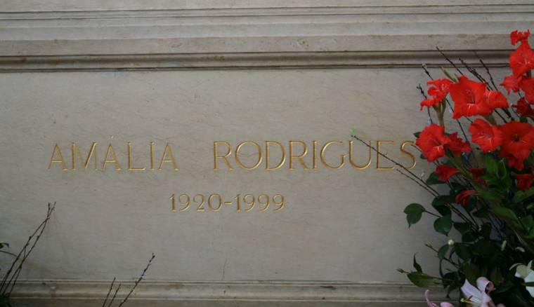 Amália Rodrigues Tomb