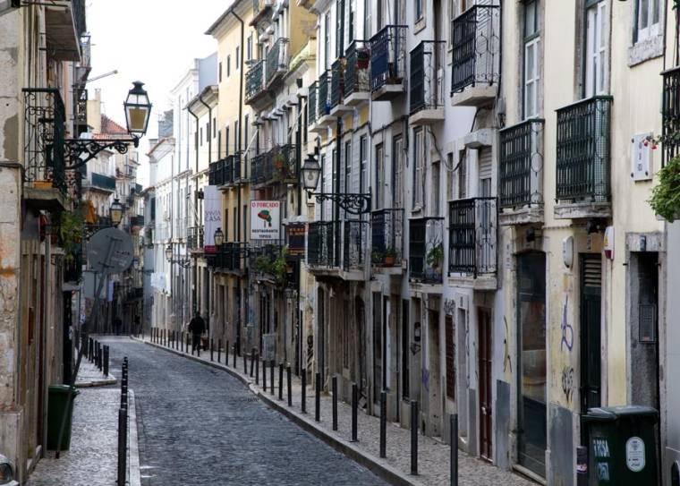Rua da Rosa - Bairro Alto