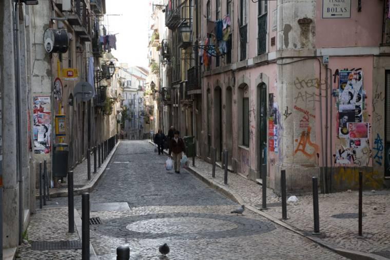 Bairro Alto - Lisbon