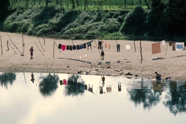 Cavado River Laundry!
