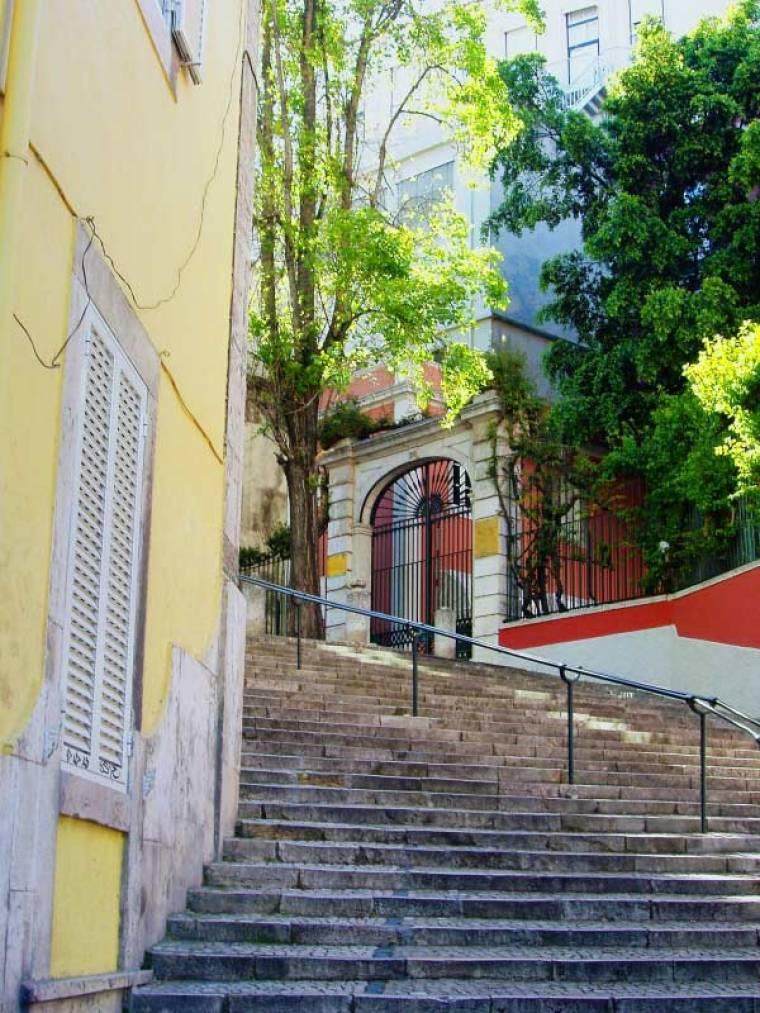 Biarro Alto Stairs