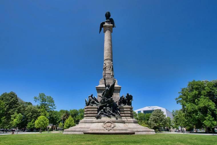 Peninsula War Monument - Boavista, Porto