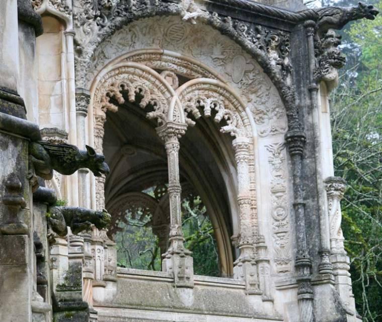 Gargoyles - Buçaco Palace