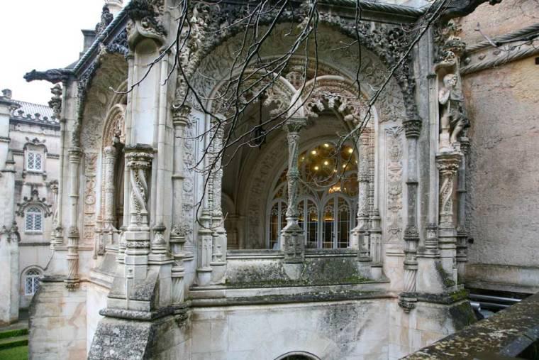 Palacio do Bucaco - Ornate Windows