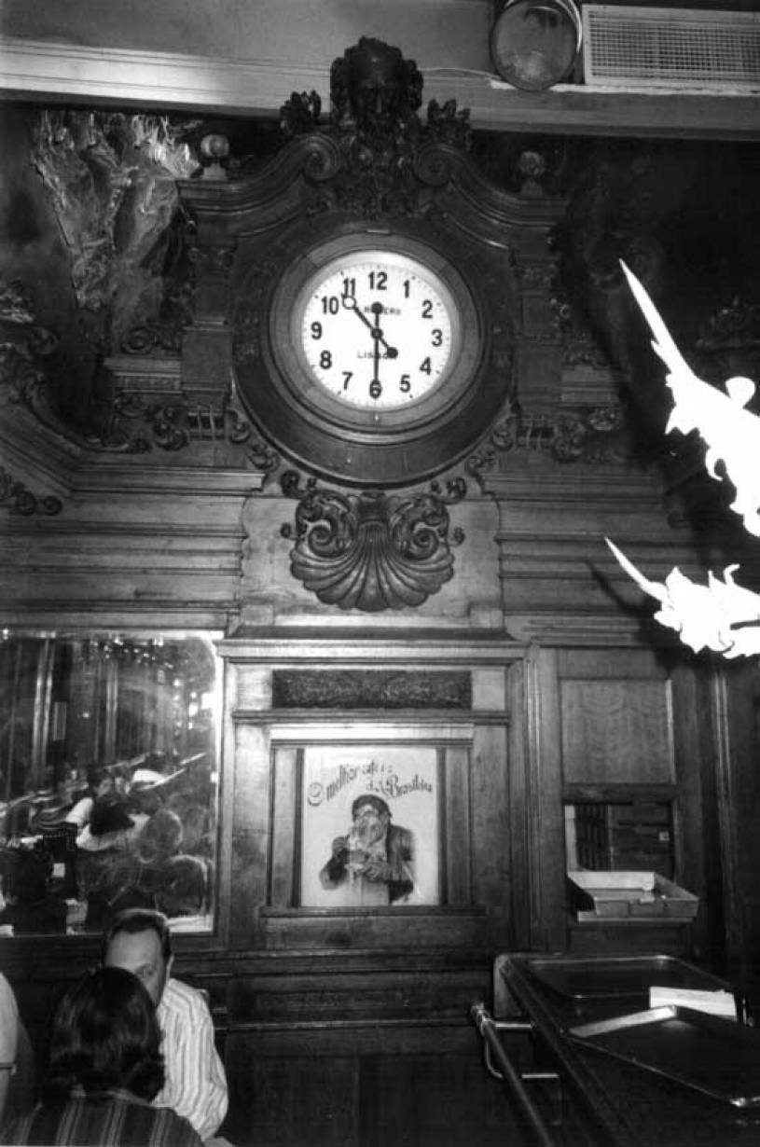 Lisbon Cafe Interior
