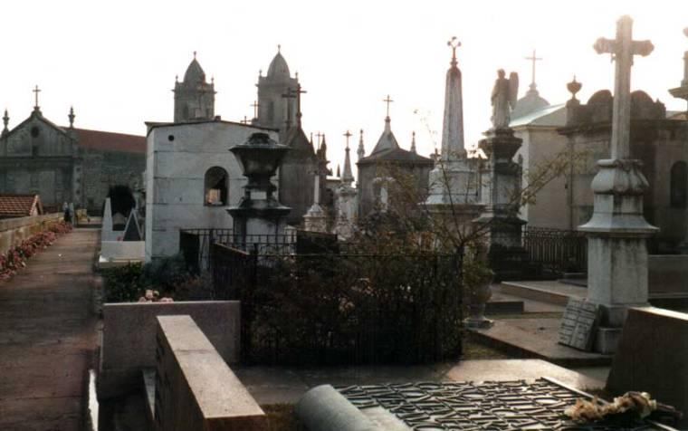 Catholic Cemetery in Porto