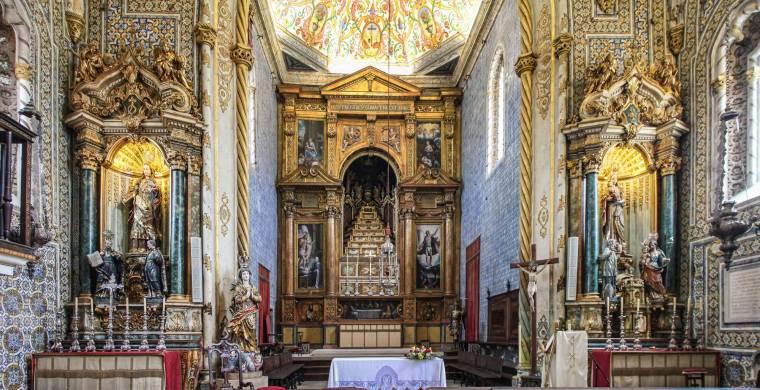 Capela de São Miguel - Coimbra University