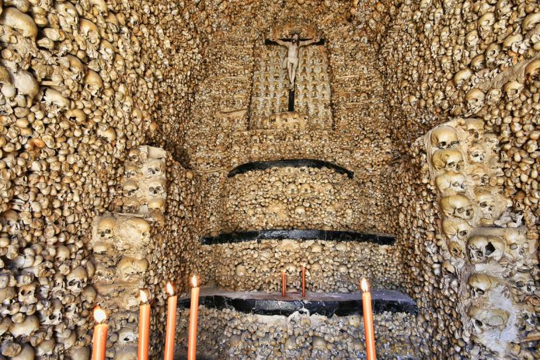 Capela dos Ossos - Evora
