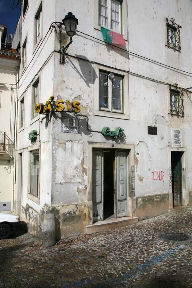 Oasis Cafe - Coimbra