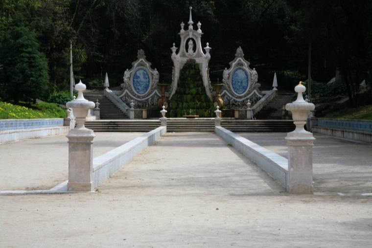 Parque Santa Cruz - Coimbra