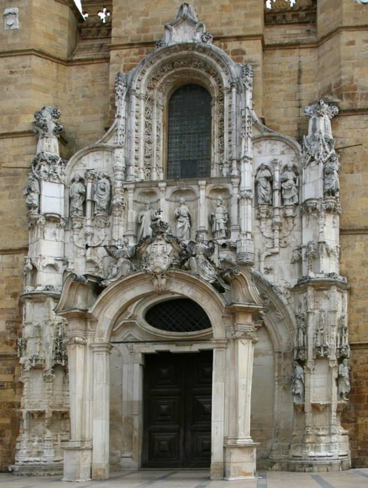 Igreja Santa Cruz - Coimbra