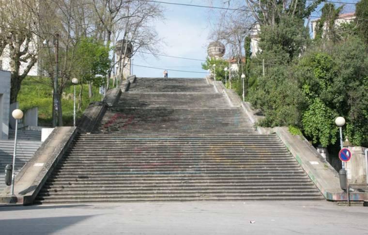 Steps up to Universtiy - Coimbra